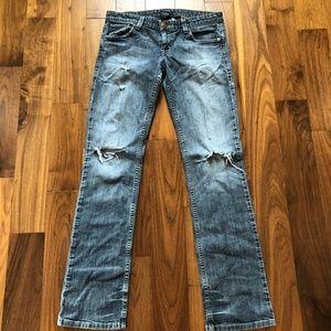 Women's AX Armani Exchange Jeans Size 6 Regular